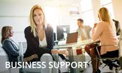 Business support from Brooking Ruse