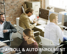 Payroll and Auto Enrolment